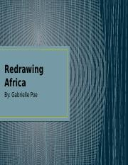 Redrawing Africa.pptx