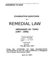 213_Remedial Law suggested answers (1997-2006), word.doc