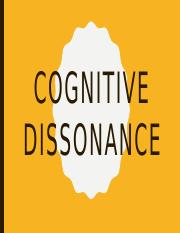 Cognitive dissonance PSYCH.pptx