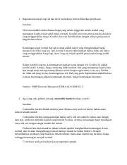 diskusi5.docx - 1 Bagaiaman konsep long run dan short run ...