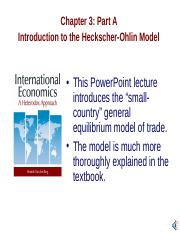 Chap 03A - Intro to HO Model.ppt