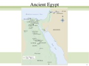egypt pre dynastic and old kingdom