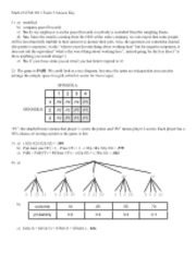 EXAM 2 Solutions fall 2011