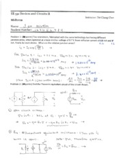 EE 332 2nd midterm sample