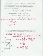 Solution_Phys351_Test1_2006