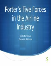 Porter's Five Forces.pptx