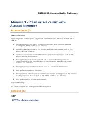 Module 3 – Care of the client with Altered Immunity – ..._files.docx