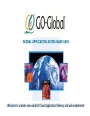 Go-Global Product Presentation_4.7
