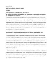 Ethics and the BP Project 1.docx