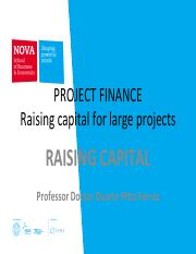 7_PROJECT FINANCE
