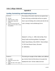 appendix d strategies for gathering information drugs Associate level material appendix d  project by filling in the information  appendix e strategies for gathering and evaluating sources.