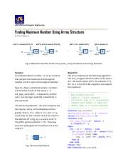 8. Finding Maximum Using Array Structure.pdf