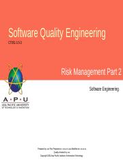 APU Lecture 10 -Risk Management Part 2 v2