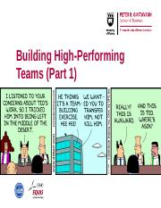 2015-09 Teamwork part 1