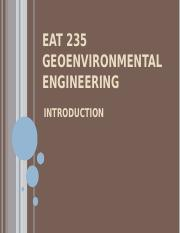 b. EAT 203 GEOENVIRONMENTAL ENGINEERING - INTRO TO GEO.ppt