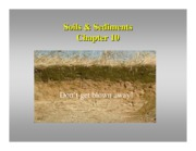 Chapter 10_Soils & Sediments