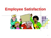 chapter 11Job Satisfaction