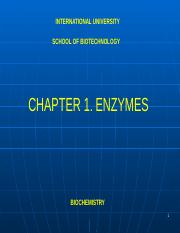 Chapter 1   Enzyme.pptx