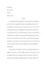 how to process essay