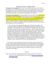 Theology 201 essay 23