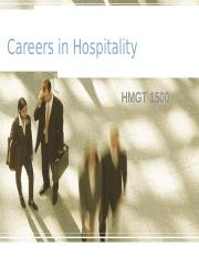 Careers in Hospitality.ppt