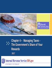 Chapter 4 - Managing Income Taxes_16
