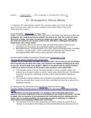 Dr. Strangelove Movie Satire Notes- Krupa Patel.docx