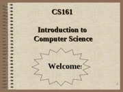 CS161_Topic#1