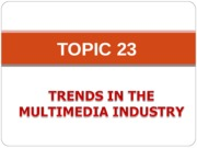 Topic 23 - trend.ppt