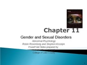 Chapter 11 Abnormal Psychology for posting S11