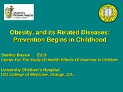 obesity and related diseases