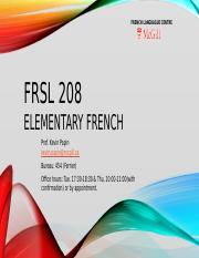 FRSL 208 - Cours 5- K. Papin.pptx