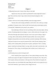 Chapter 6 Study Guide