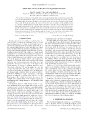 162132_Lubrication effects on the flow of wet granular materials_Orpe