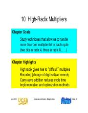 Chapter 10.1 High-Radix Multipliers.pdf