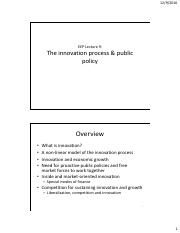 MBA EEP Lecture9 Innovation process  and policy.pdf