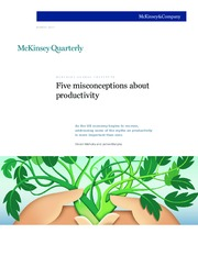 McKinsey_Five_misconceptions_about_productivity