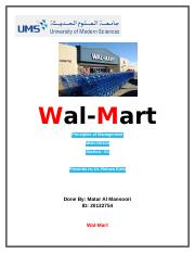 Walmart for UMS.docx