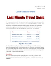 Last Minute Deals missed_printed