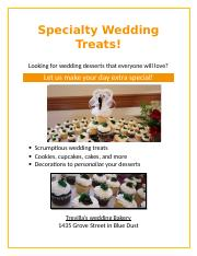 1-4 Wedding Treats Flyer.docx
