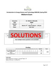 Midterm Exam_20868_Solutions