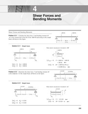 Shear force and MD