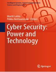 Cyber Security - Power and Technology.pdf