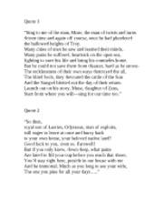 William Shakespeare World Literature 2205 William