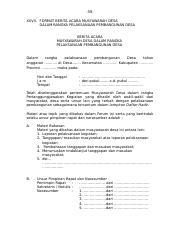 Lampiran Permendagri 114 Tahun 2014 Pdf