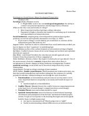Sociology 250 Midterm 1 Study Guide.docx