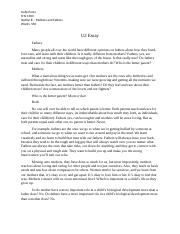 fhs lifespan and human development salt lake community 2 pages u2 essay fhs 1500