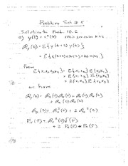SOLUTION TO PROB SET  5-2015.NEW pdf