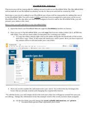 WordWall Wiki AEAD8510 –Slide Show Assignment.pdf