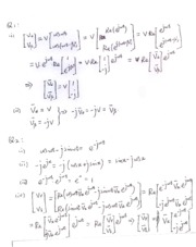 Solution Midterm 2